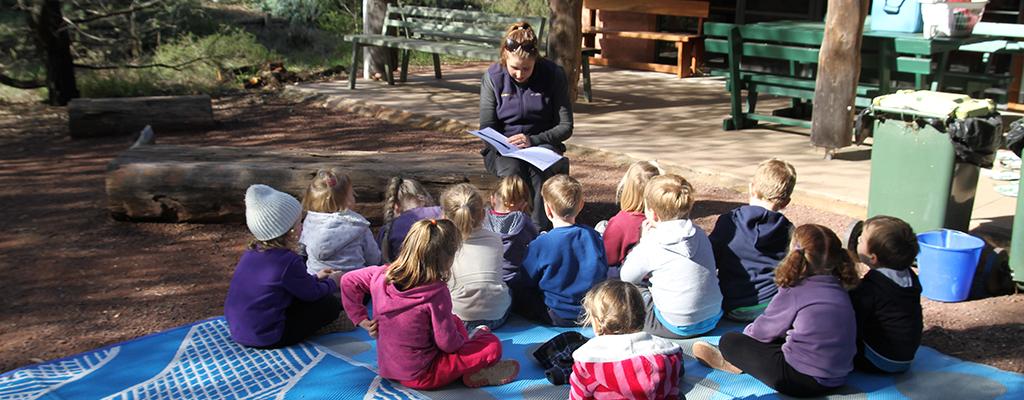 Preschool Outreach Program