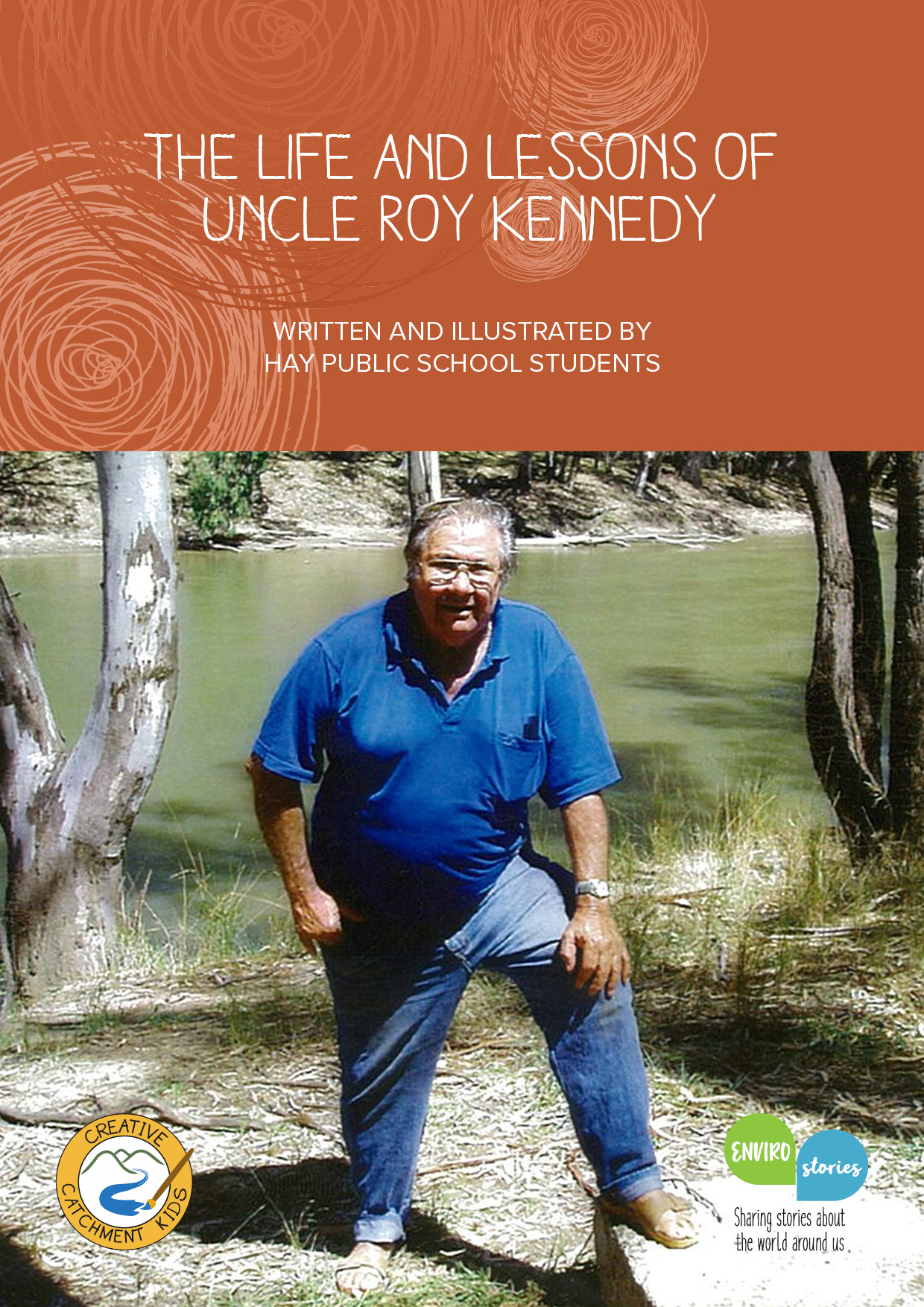 Book Cover - The Life and Lessons of Uncle Roy Kennedy