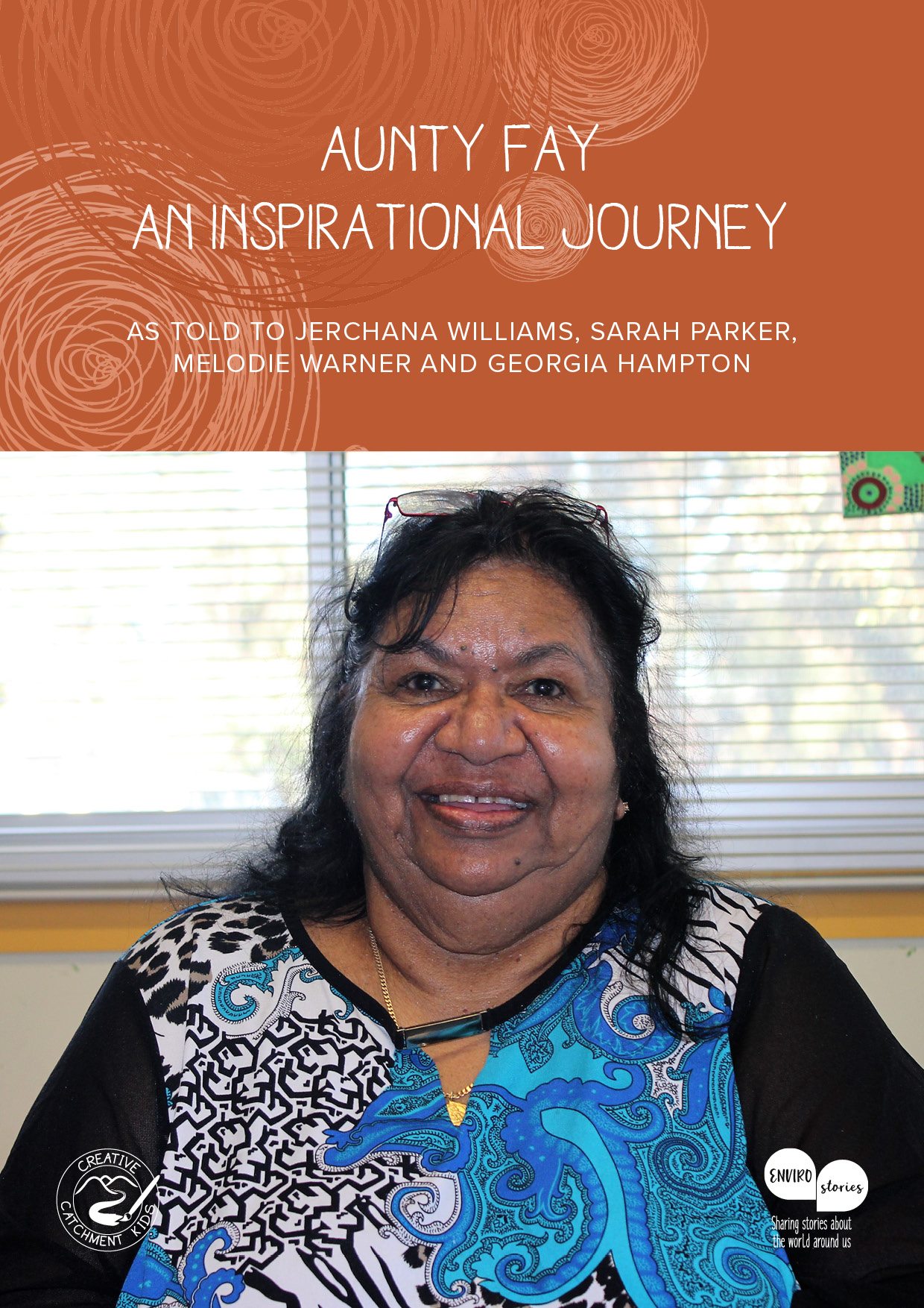 Book Cover - Aunty Fay An Inspirational Journey