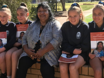 Aunty Fay Book Launch