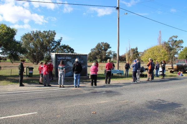 Burrumbuttock Bus Shelter