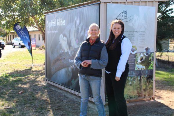 Burrumbuttock Bus Shelter - Lou Bull and Tara Pitman